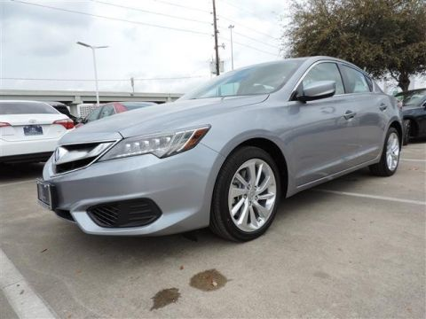 New 2016 Acura ILX with Technology Plus Package With Navigation