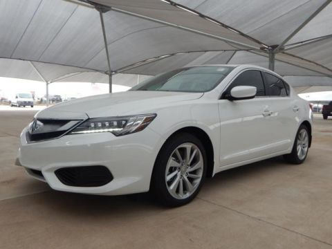 Pre-Owned 2017 Acura ILX | TECH PACKAGE | SERVICE LOANER | 4dr Car