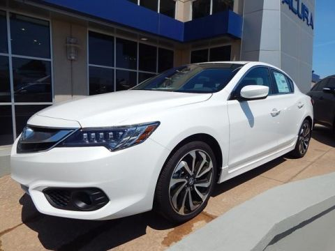 New 2017 Acura ILX with Technology Plus and A-SPEC Package With Navigation