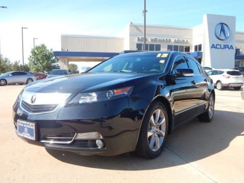 Certified Pre-Owned 2013 Acura TL  Sedan