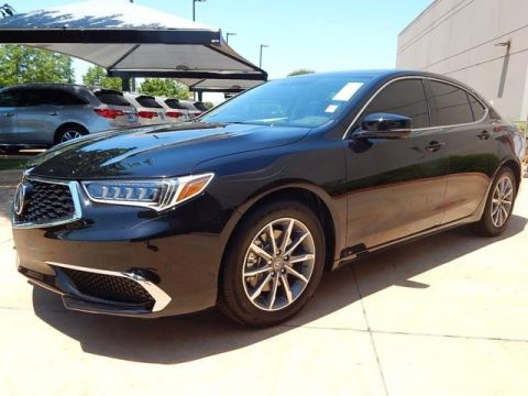 New 2018 Acura TLX 2.4 8-DCT P-AWS Sedan