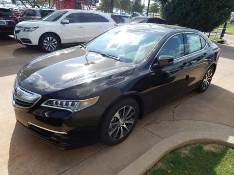 Certified Pre-Owned 2016 Acura TLX Tech Sedan