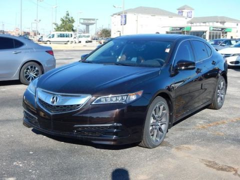 Certified Pre-Owned 2016 Acura TLX V6 Tech 4dr Car
