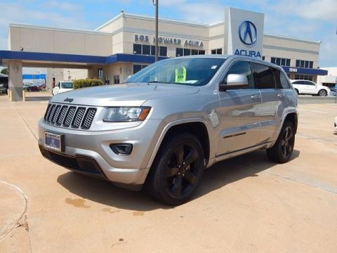 Pre-Owned 2014 Jeep Grand Cherokee ALTITUDE | BLACK WHEELS | LEATHER | 4WD | SUV