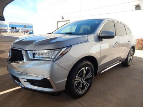 New 2017 Acura MDX Base SUV