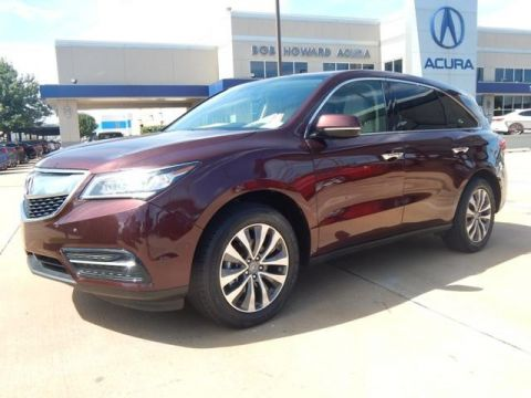 Certified Pre-Owned 2014 Acura MDX with Technology Package SUV