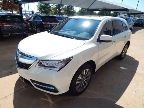 Certified Pre-Owned 2016 Acura MDX w/Tech SUV