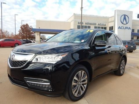 Certified Pre-Owned 2014 Acura MDX MDX TECH NAVIGATION!!! SUV