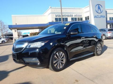 Certified Pre-Owned 2015 Acura MDX with Technology and Entertainment Packages SUV
