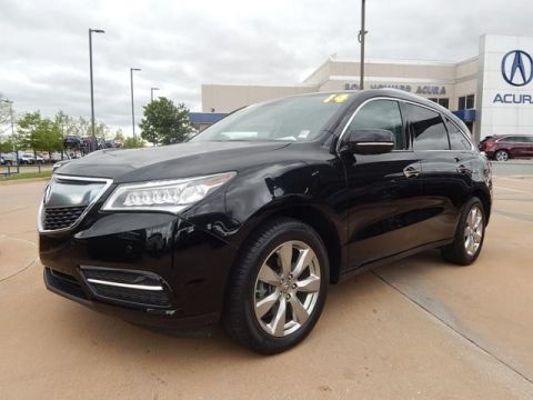 Certified Pre-Owned 2014 Acura MDX with Advance and Entertainment Packages SUV