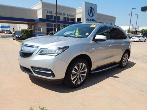 Pre-Owned 2015 Acura MDX | AWD TECH | CERTIFIED | ONE ONWER | NICE!!!! | SUV