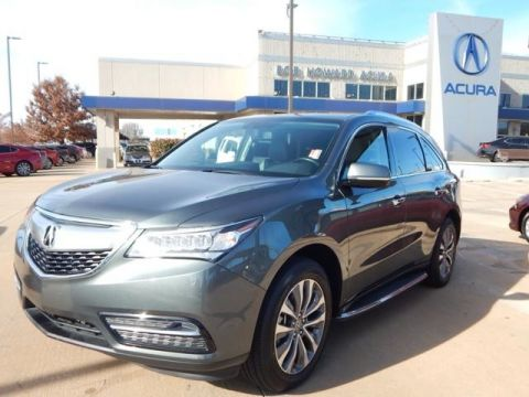Certified Pre-Owned 2014 Acura MDX Tech/Entertainment Pkg AWD