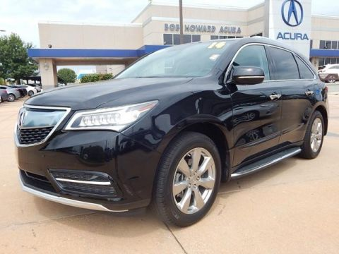 Certified Pre-Owned 2014 Acura MDX SH-AWD with Advance and Entertainment Packages SUV