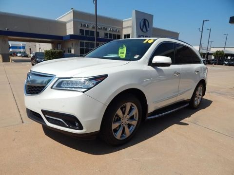 Pre-Owned 2014 Acura MDX ADVANCED | ENTERTAINMENT PKG | FULY LOADED | AWD