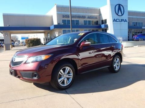 Certified Pre-Owned 2015 Acura RDX Base SUV