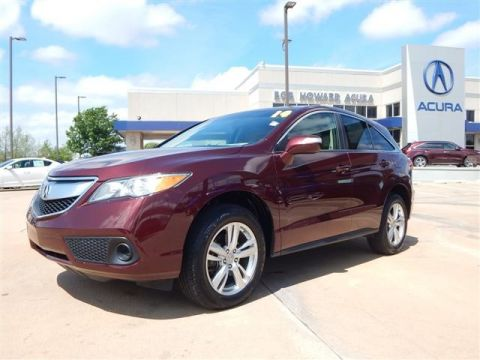 Pre-Owned 2014 Acura RDX LEATHER | SUNROOF | ONE OWNER | SUV