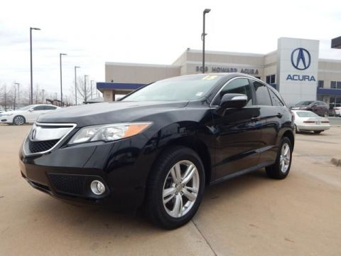 Certified Pre-Owned 2013 Acura RDX with Technology Package SUV