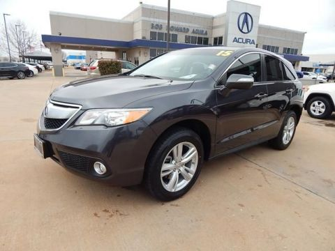 Certified Pre-Owned 2015 Acura RDX with Technology Package SUV
