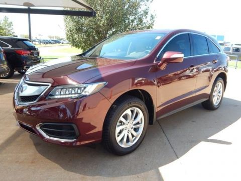 Pre-Owned 2017 Acura RDX | TECH PACKAGE | CERTIFIED | SERVICE LOANER | LOW MILES | AWD