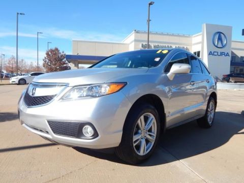 Certified Pre-Owned 2014 Acura RDX Tech Pkg AWD