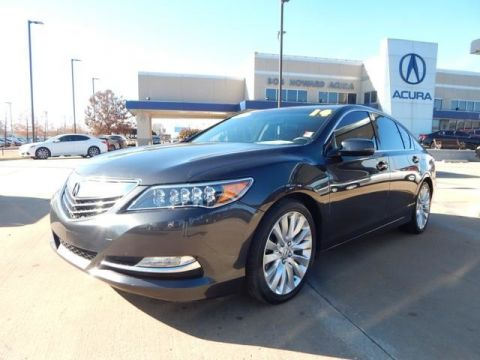 Certified Pre-Owned 2014 Acura RLX Tech Pkg Sedan