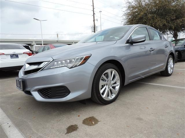 New 2016 Acura ILX with Premium Package