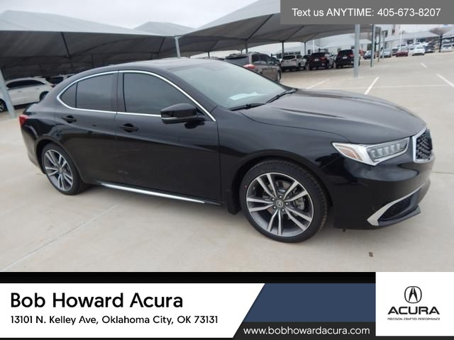 New 2019 Acura Tlx 3 5 V 6 9 At P Aws With Technology Package Sedan In Oklahoma City Ka009652 Bob Howard