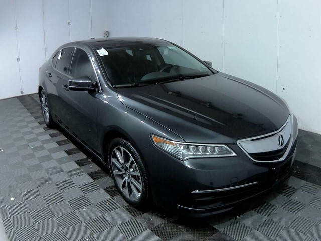 Pre-Owned 2015 Acura TLX V6 Tech | ALL WHEEL DRIVE | NAVIGATION | CLEAN 1 OWNER!