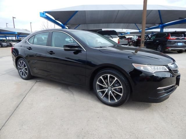 Pre-Owned 2016 Acura TLX V6 Tech | AWD | NAVIGATION | SUNROOF | 1-OWNER!