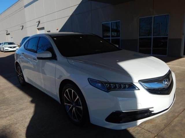 Certified Pre Owned 2017 Acura Tlx 3 5 V 6 9 At Sh Awd With Technology Package Sedan In Oklahoma City Ha001476 Bob Howard