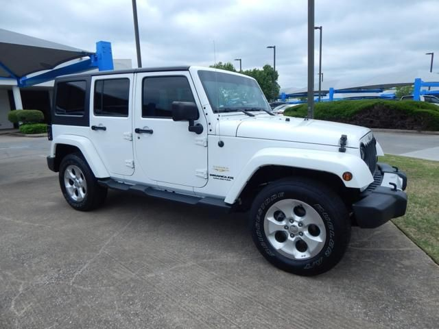 Pre-Owned 2015 Jeep Wrangler Unlimited Sahara SP Honda 918-491-0100