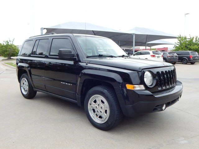 Pre-Owned 2015 Jeep Patriot Sport***VALUED PRICED SUV***GAS SAVER*** SP CHEVY 918-481-8000
