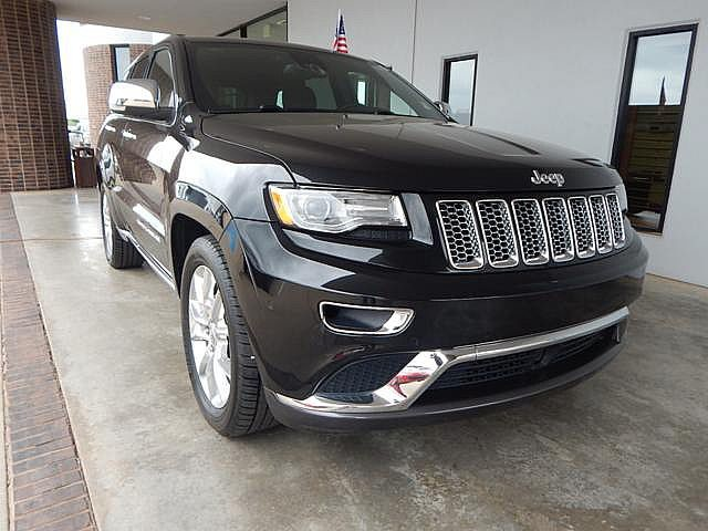 Pre-Owned 2015 Jeep Grand Cherokee Summit | BOB HOWARD DODGE 405-936-8900 | NAV | LEATHER | BLUETOOTH