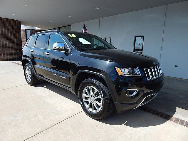 Pre-Owned 2016 Jeep Grand Cherokee Limited | BOB HOWARD DODGE 405-936-8900 | CPO | LEATHER | NAV | LOADED