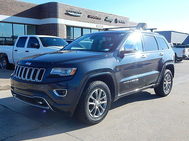 Pre-Owned 2014 Jeep Grand Cherokee Overland | BOB HOWARD DODGE 405-936-8900