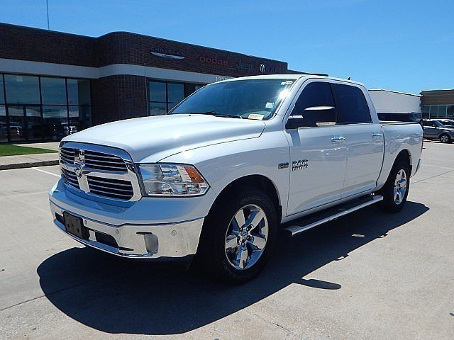 Pre-Owned 2018 Ram 1500 Lone Star | BOB HOWARD DODGE 405-936-8900