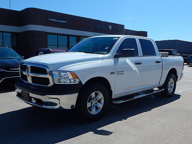 Pre-Owned 2014 Ram 1500 Tradesman | BOB HOWARD DODGE 405-936-8900