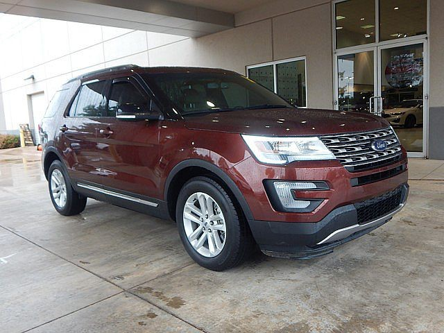 Pre-Owned 2016 Ford Explorer XLT | ONLY AT BOB HOWARD ACURA CALL TODAY AT 405-753-8770!|