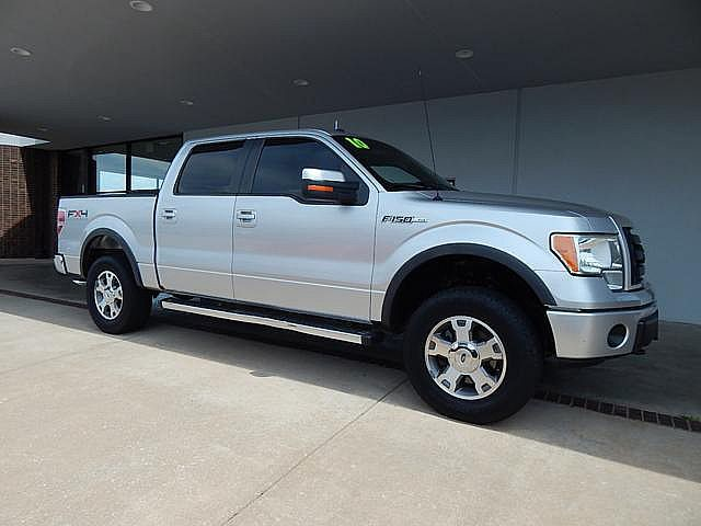 Pre-Owned 2010 Ford F-150 FX4 | BOB HOWARD DODGE 405-936-8900 | NAV | SUNROOF | TOW PACKAGE