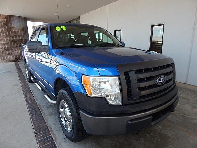 Pre-Owned 2009 Ford F-150 XLT | BOB HOWARD DODGE 405-936-8900