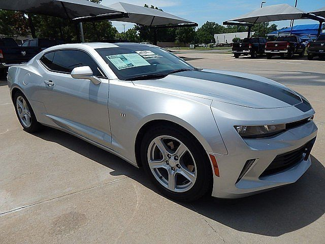 Pre-Owned 2017 Chevrolet Camaro LT***TOUCH SCREEN***BACK UP CAMERA***SP CHEVY 918-481-8000