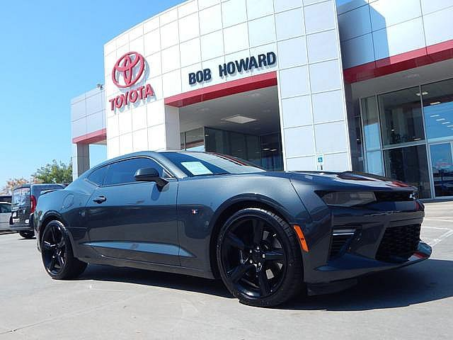 Pre-Owned 2018 Chevrolet Camaro 1SS****BAD BOY**CALL BH TOYOTA**405-936-8600**