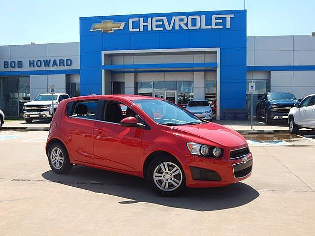Pre-Owned 2016 Chevrolet SONIC | BOB HOWARD CHEVROLET | 405-748-7700 | GAS SAVER | LOW PAYMENTS |