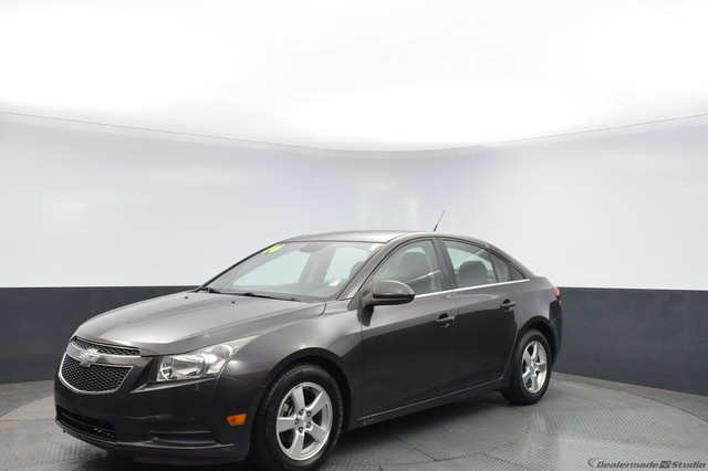 Pre-Owned 2014 Chevrolet Cruze 1LT | BOB HOWARD DODGE 405-936-8900