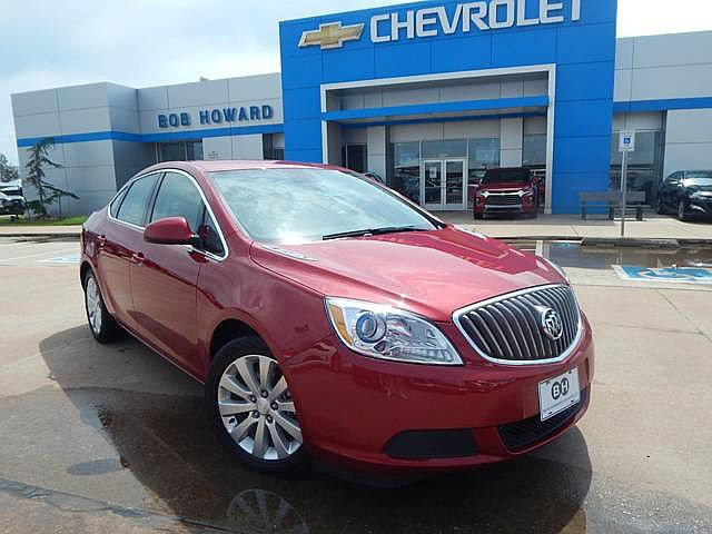 Pre-Owned 2016 Buick VERANO | BOB HOWARD CHEVROLET 405-748-7700 | LEATHER | PREMIUM | BACK UP CAMERA | ALLOY WHEELS |