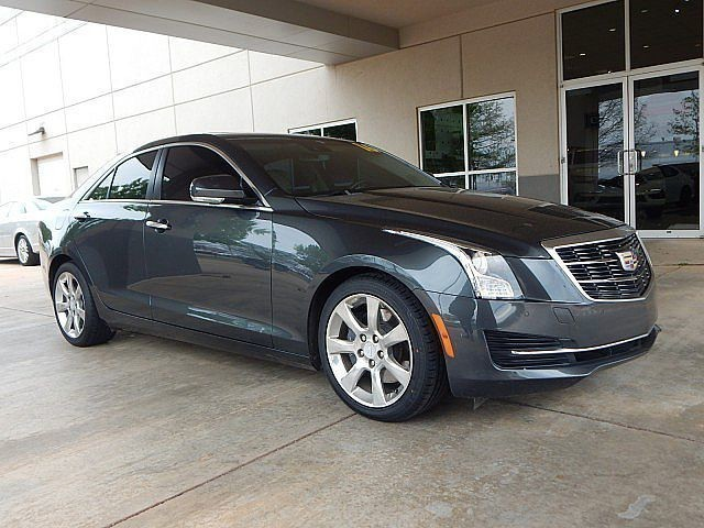 Pre-Owned 2016 Cadillac ATS Sedan Luxury Collection | ONLY AT BOB HOWARD ACURA CALL TODAY AT 405-753-8770!|