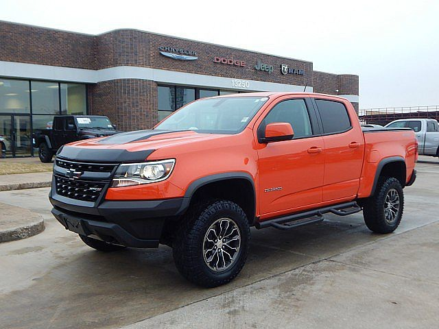 Pre-Owned 2019 Chevrolet Colorado 4WD ZR2 | BOB HOWARD DODGE 405-936-8900