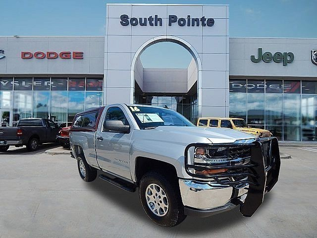 Pre-Owned 2016 Chevrolet Silverado 1500 LS | SOUTH POINTE CJD |