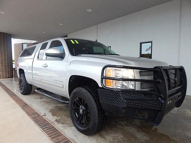 Pre-Owned 2011 Chevrolet Silverado 1500 LT | BOB HOWARD DODGE 405-936-8900