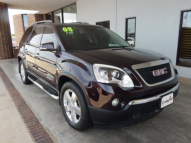 Pre-Owned 2008 GMC Acadia SLT1 | BOB HOWARD DODGE 405-936-8900
